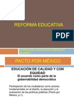 REFORMA EDUCATIVA.ppt