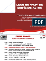 2011.11.09 - Apresentacao II Convenção Brasileira de Lean OK