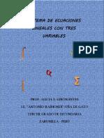Sistema de Ecuaciones Lineales Con Tres Incognitas.pdf