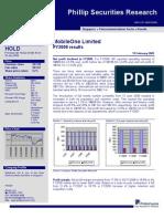 090219 - PHILLIP - MobileOne Limited