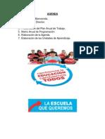 ACTIVIDADES A DESARROLLAR DURANTE EL AÑO ESCOLAR 2012 (1)