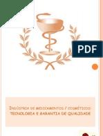 apresentação industria farmacêutica