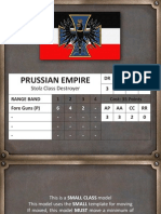 Prussian Destroyer Updated