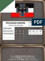 Prussian Gunship
