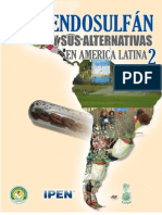 Endosulfan en Bolivia
