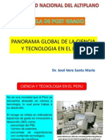 2. Panorama Global de de La Ciencia y Tecnologia