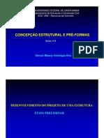 LANÇAMENTO DE PILARES