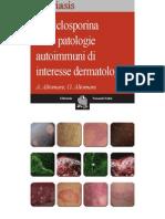 Speciale Ciclosporina - Quaderni Psoriasis1