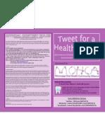 dental health twitter contest 2013