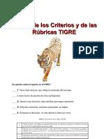 Rubrica Tigre