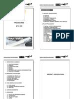 波音747-400英文操作手册