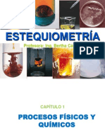 Reacciones Quimicas Clase Cepre PPT