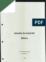 Apostila de AutoCAD Básico