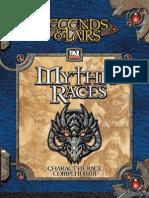 Mythic Races
