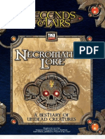 Necromantic Lore