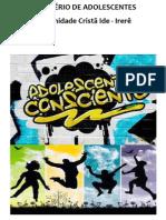 Como Conviver Com Os Adolescentes
