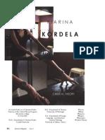 Kiarina Kordela for Specimen