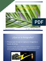 FOT- Curso de Fotografía  Digital Básico- José  del Moral