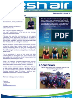 Berwick Fresh Air Newsletter February 2013