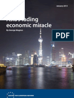 Asia's Fading Economic Miracle