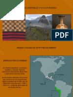 Andes Centrales y Cultura Inka