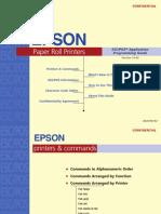 ESC POS Programming Guide | Printer (Computing) | Point Of Sale