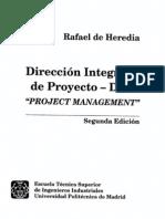 Dirección Integrada de Proyectos