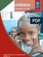 Info Afrocolombianos Territorios Condiciones Vida PNUD 2011