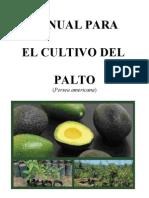 Manual Para El Cultivo Del Palto