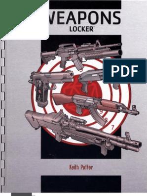 124801724 D20 Modern Weapons Locker | Revolver | Magazine