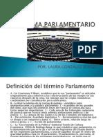 Sistema Parlamentario
