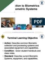 Biometrics 101