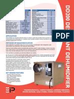 Dehumidifier Size
