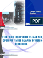 Brochure Cement Industry