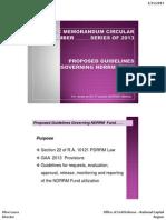 NDRRMC OCD Presenation