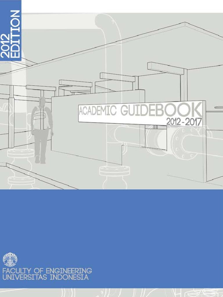Academic Guidebook FT UI English Version | Mechanical