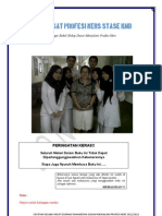 Ilmu Sesat Profesi Ners Stase Kmb (2)