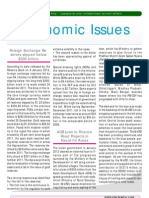 Current Affairs Economy  January 2012