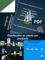 Tipos de Distribucion de Planta Rojas Sandra
