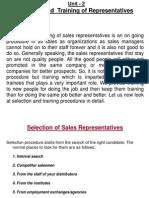 Sales and Distribution Slides Aug 2011