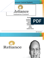 Relicance MCS Presentation
