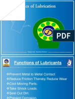 Basics of Lubrication