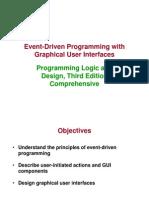 9.0 - Event Driven Programming