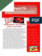 Digital PBL