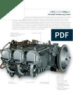 Motor Lycoming IO 540 AC