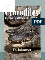 Crocodiles - Biology, Husbandry and Diseases