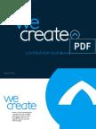 We Create Portfolio