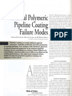 External Polymeric Failure
