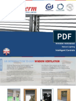 Window Ventilation Brochure
