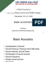 3 Basic Acoustics